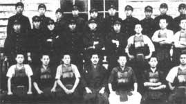 剣道部(第13回生・大正13年)