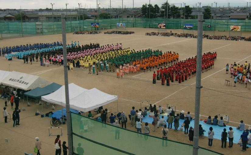 白楊祭(体育の部)